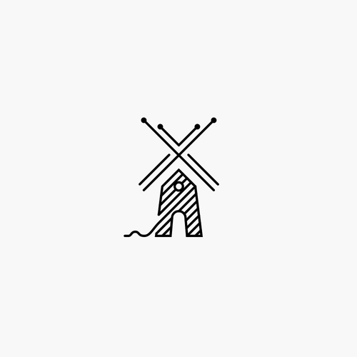 Logo for yarn manufacturer