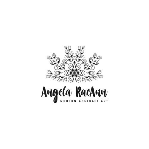 Logo concept for Angela RaeAnn