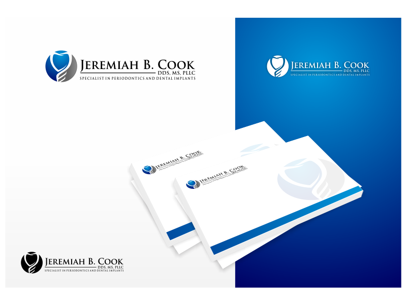 Help Jeremiah B. Cook, DDS, MS, PLLC with a new logo