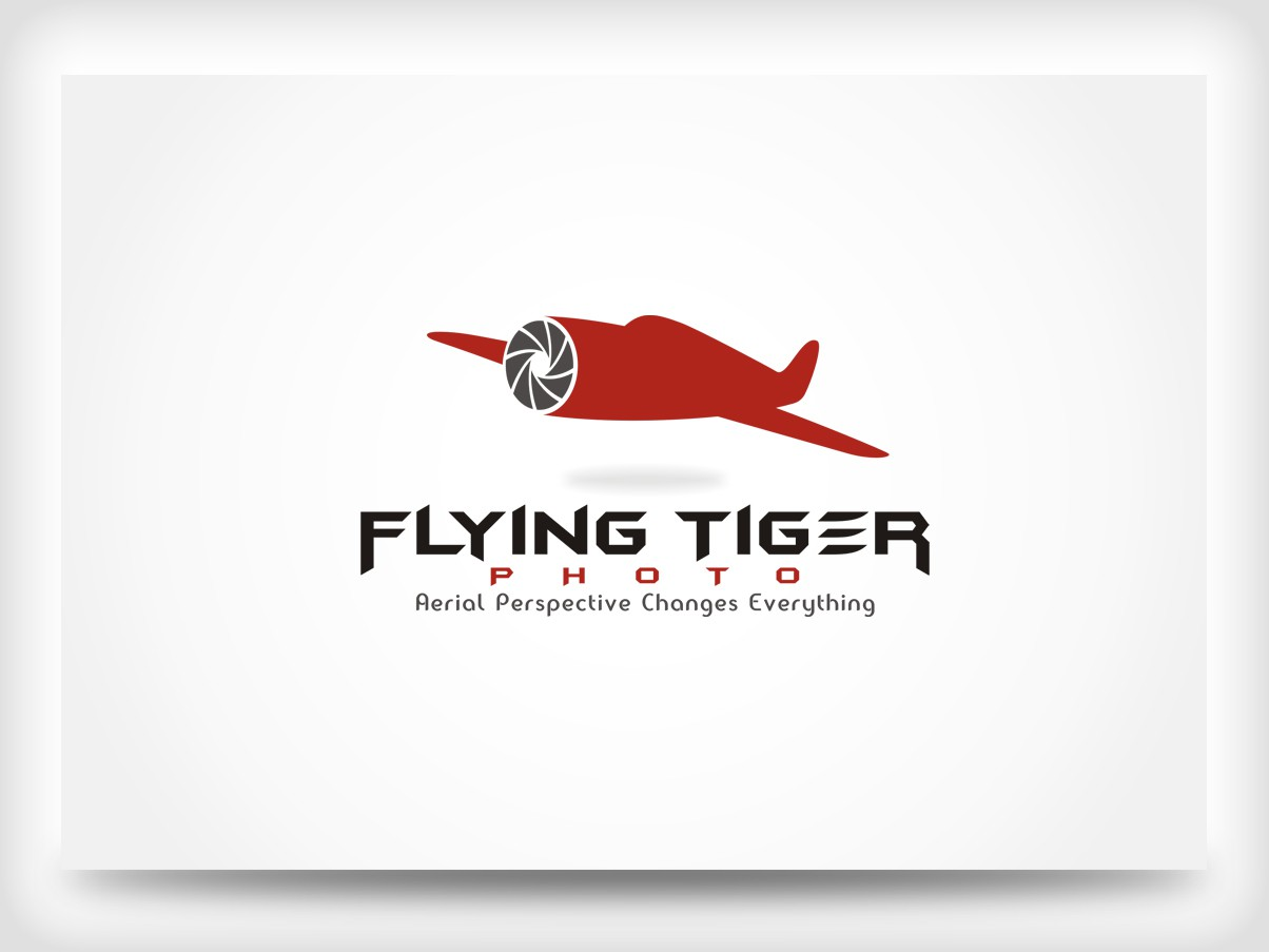 Flying Tiger Photo needs a new logo