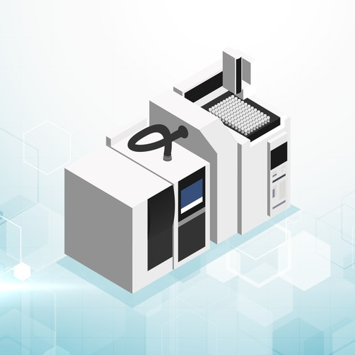 Analytical Instruments & Supplies | Isometric lab