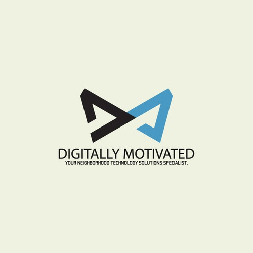 Are you Digitally Motivated?  Create our fresh new logo?
