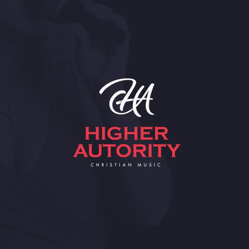 Higher Autority Logo Design