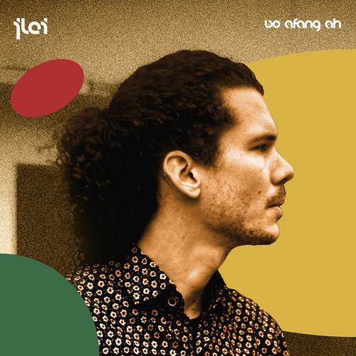 Album Cover Design for Reggae Musician
