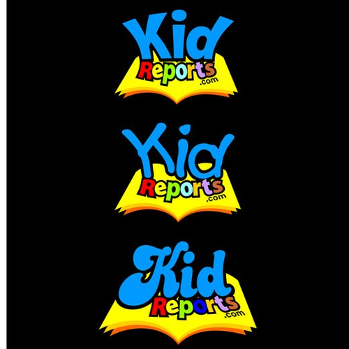 KidReports.com needs a new Logo Design