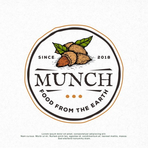 Logo Design for Munch