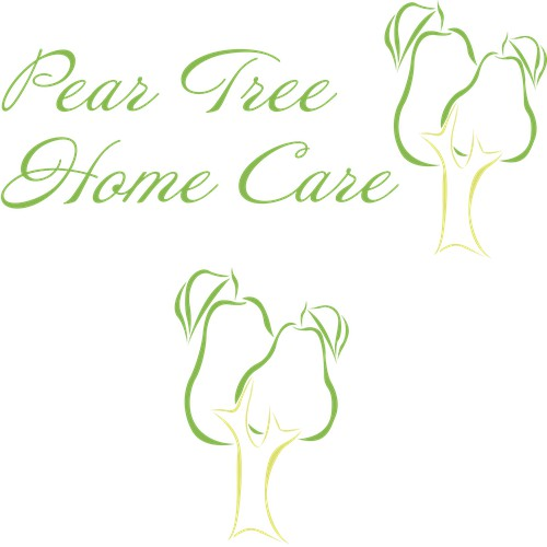 """Logo Concept for """"Pear Tree Home Care"""""""