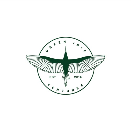 Take flight ^^^ create your STAMP/LOGO of approval for all Green Ibis Ventures projects!