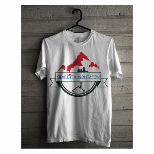 """""""Silvretta Montafon"""" T-Shirt"""