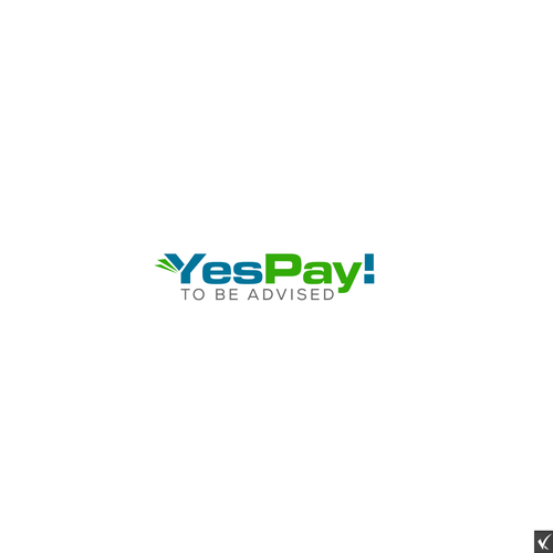 Logo concept for YesPay
