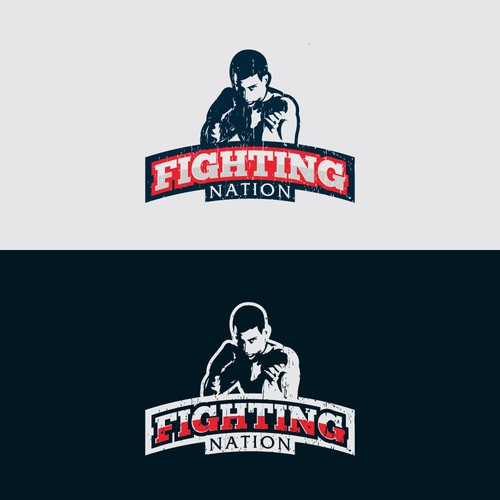 Fighting Nation Logo