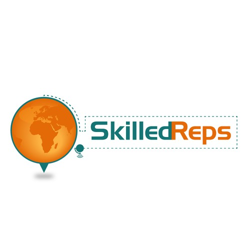 logo for Skilled Reps