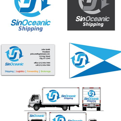 Shipping Company needs Logo for Ship and More!