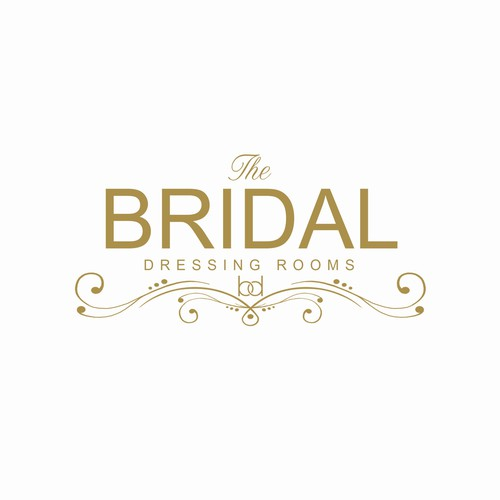 Logo for the Bridal Dressing Rooms