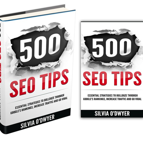 Create A Best-Selling Book Cover For My Digital Marketing/Technology Book