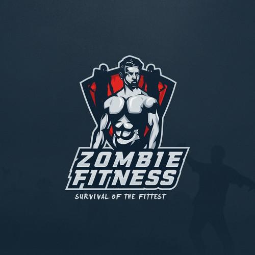 Zombie Fitness logo