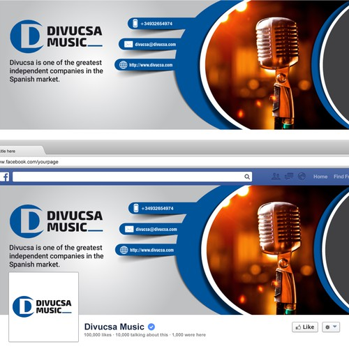Cover photo for Divucsa Music
