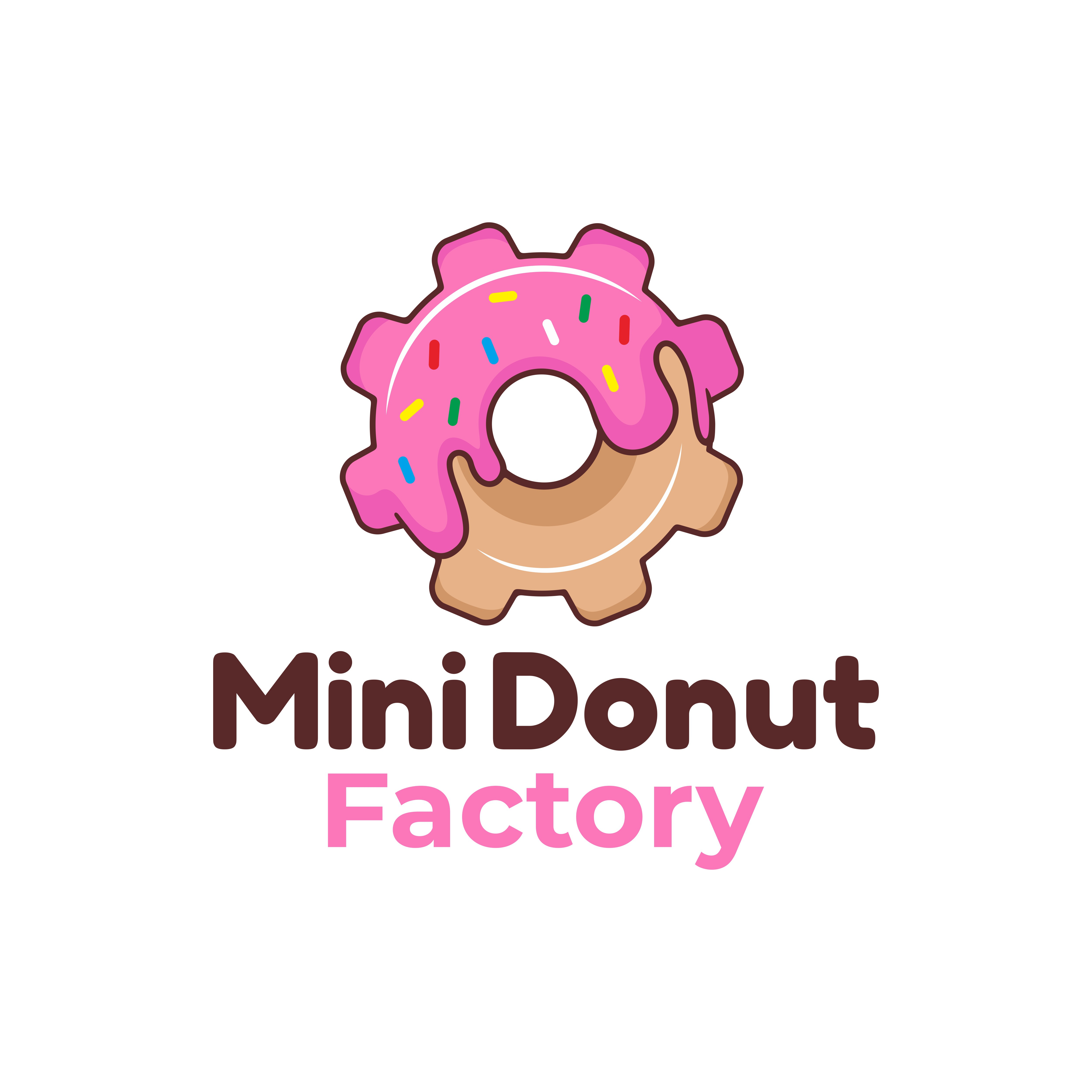 Mini Donut Factory (donut shop) we serve fresh made to order donuts