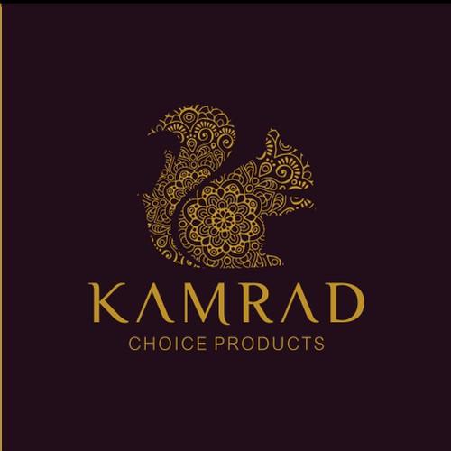 bold logo for food company