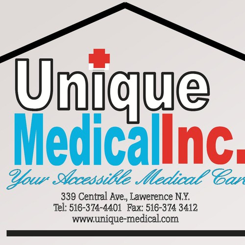 logo needed for a medical supply company.