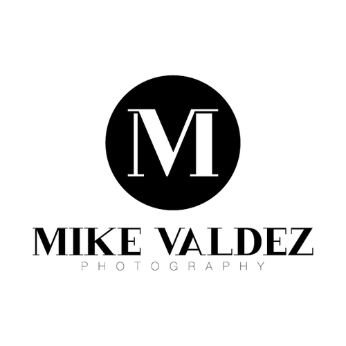 Mike Valdez Photography logo concept