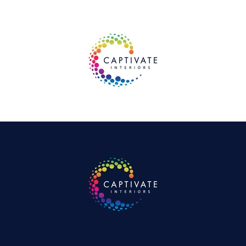 Winning design for Captivate Interiors