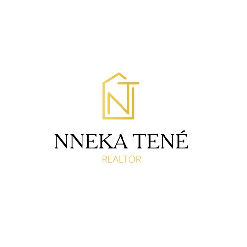 Logo for real estate agent