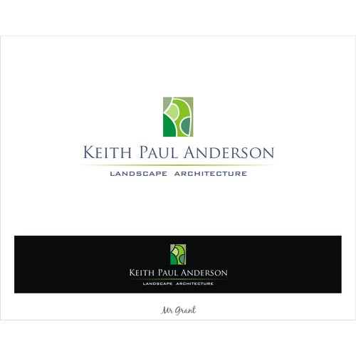 logo for Keith Paul Anderson