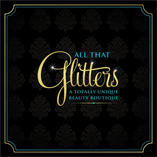 Help All That Glitters with a new logo