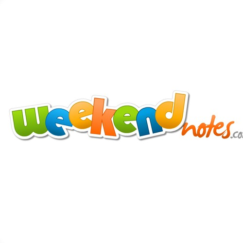 New logo wanted for WeekendNotes.com