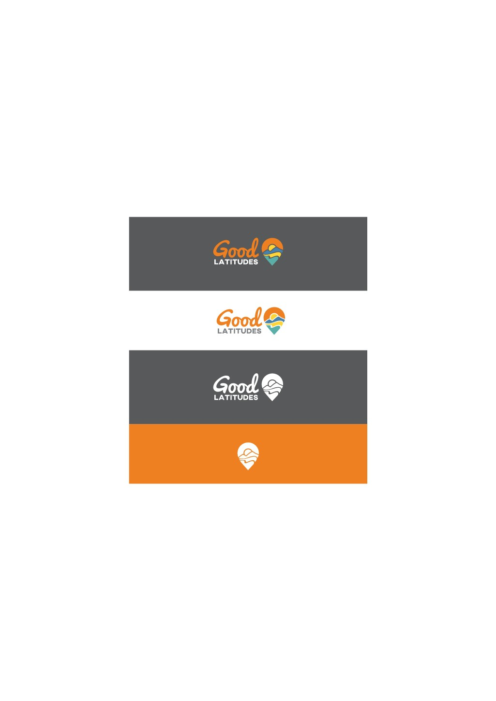 Logo for travel lifestyle blog Good Latitudes