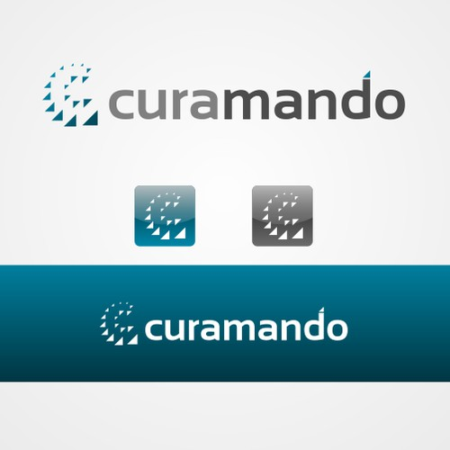 logo for curamando