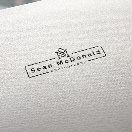 Logo for Professional Photograper