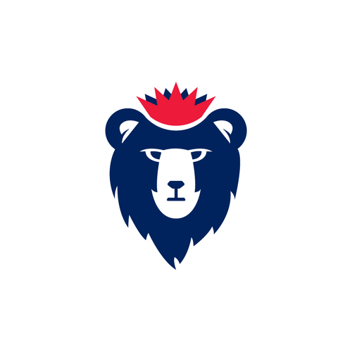 Modern Bear Logo for Private Investment Company