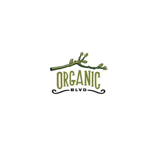 Organic Blvd logo