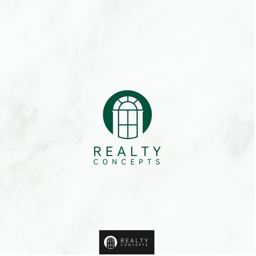 Logo remake for Realty Concepts
