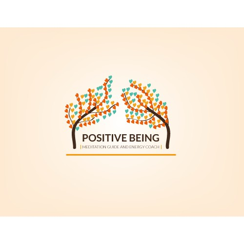 Unique artwork - Stay positive