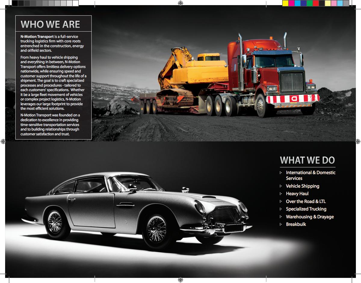 N-Motion Brochure