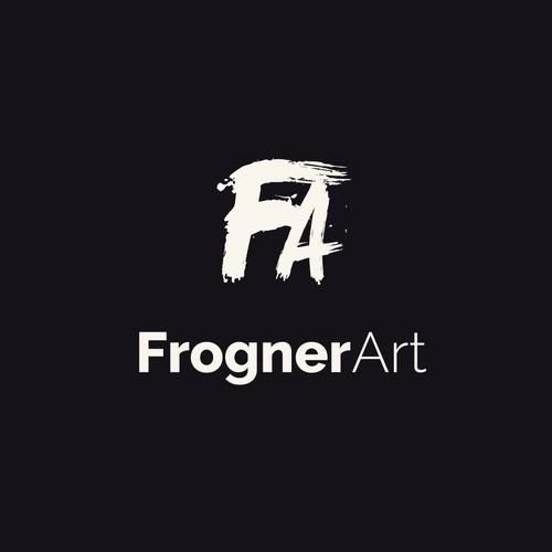 Logo concept for an Exhibition