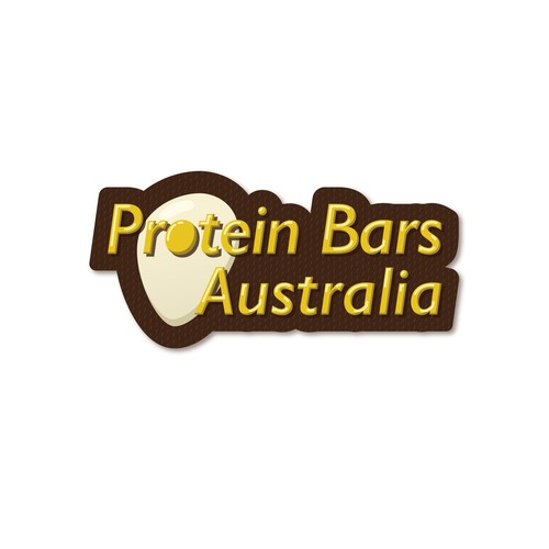 Logo concept for protein bars