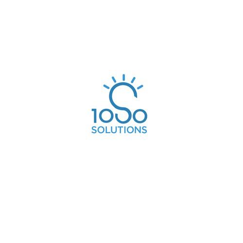 Concept logo 1000 Solutions