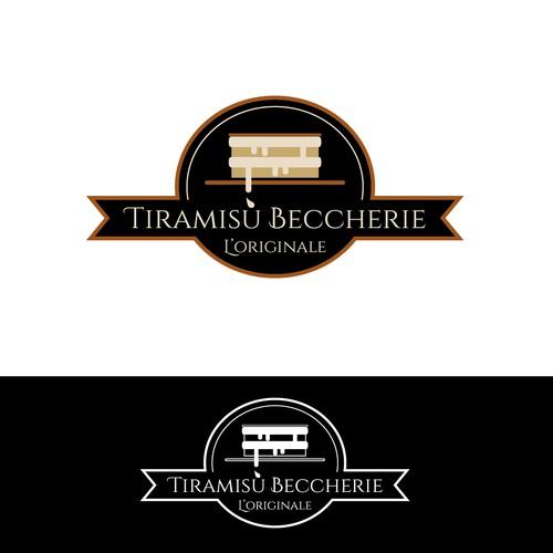 Logo for Tiramisù Beccherie