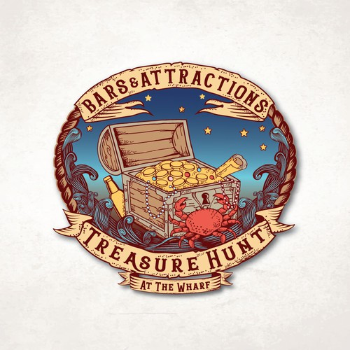 Bars & Attractions Treasure Hunt