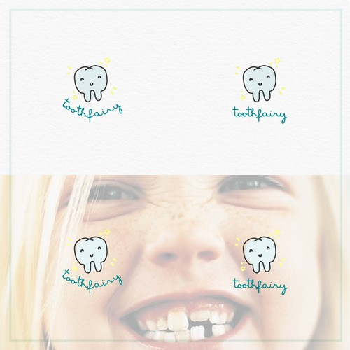 """Dentist logo for """"Toothfairy"""""""