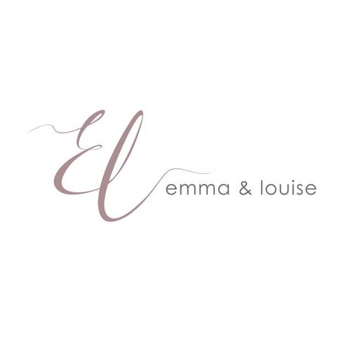 Elegant logo for a Scandi-Inspired website