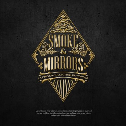 All Wonders in Smoke & Mirrors Logo