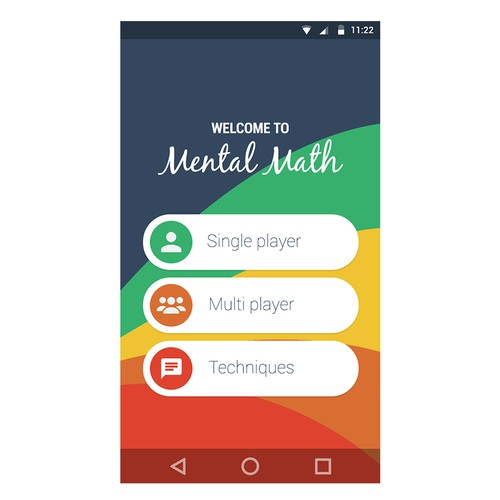 Mental Math Android App