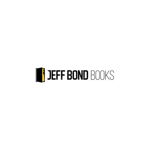 Simple / subtle logo for thriller author website