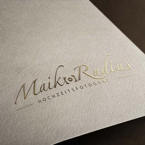 Logo für Hochzeitsfotograf Maik Rudius