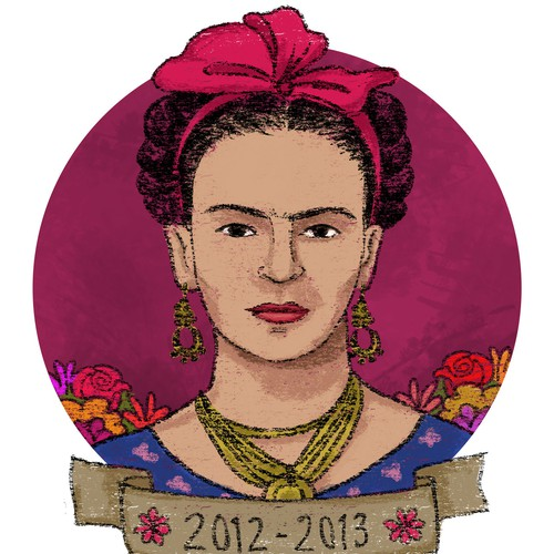 Illustration - Frida